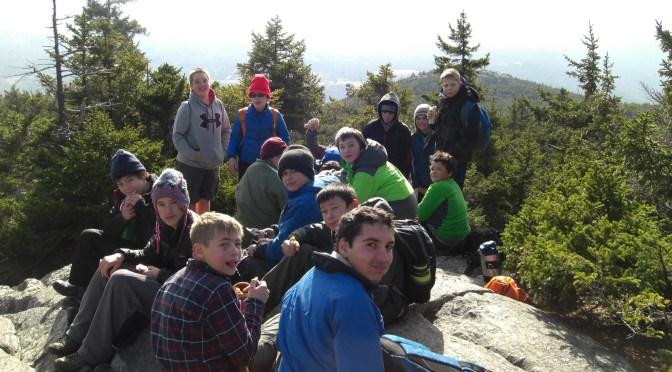 Mount Monadnock Skills Trip