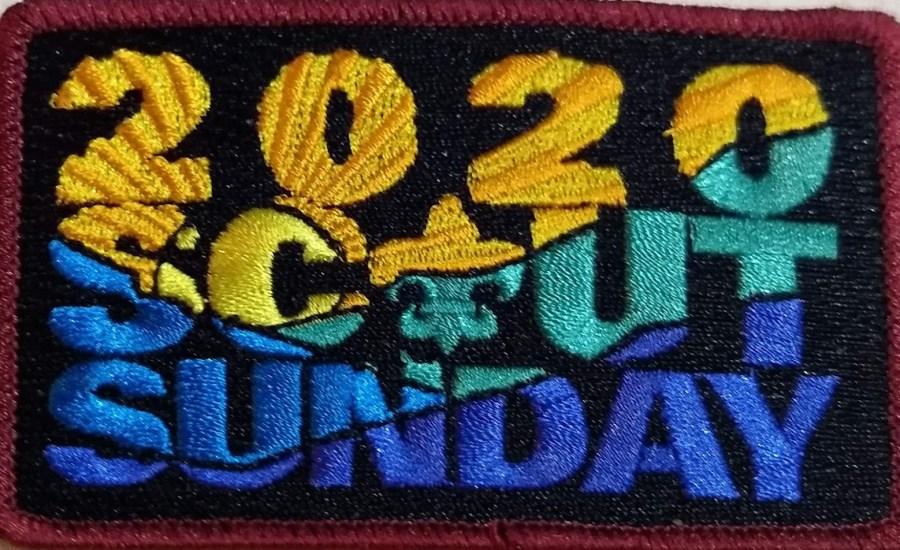 scout sunday 2020