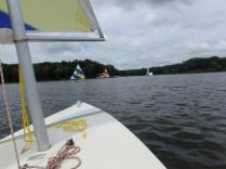 Mr Birtley and Hufford Sailing