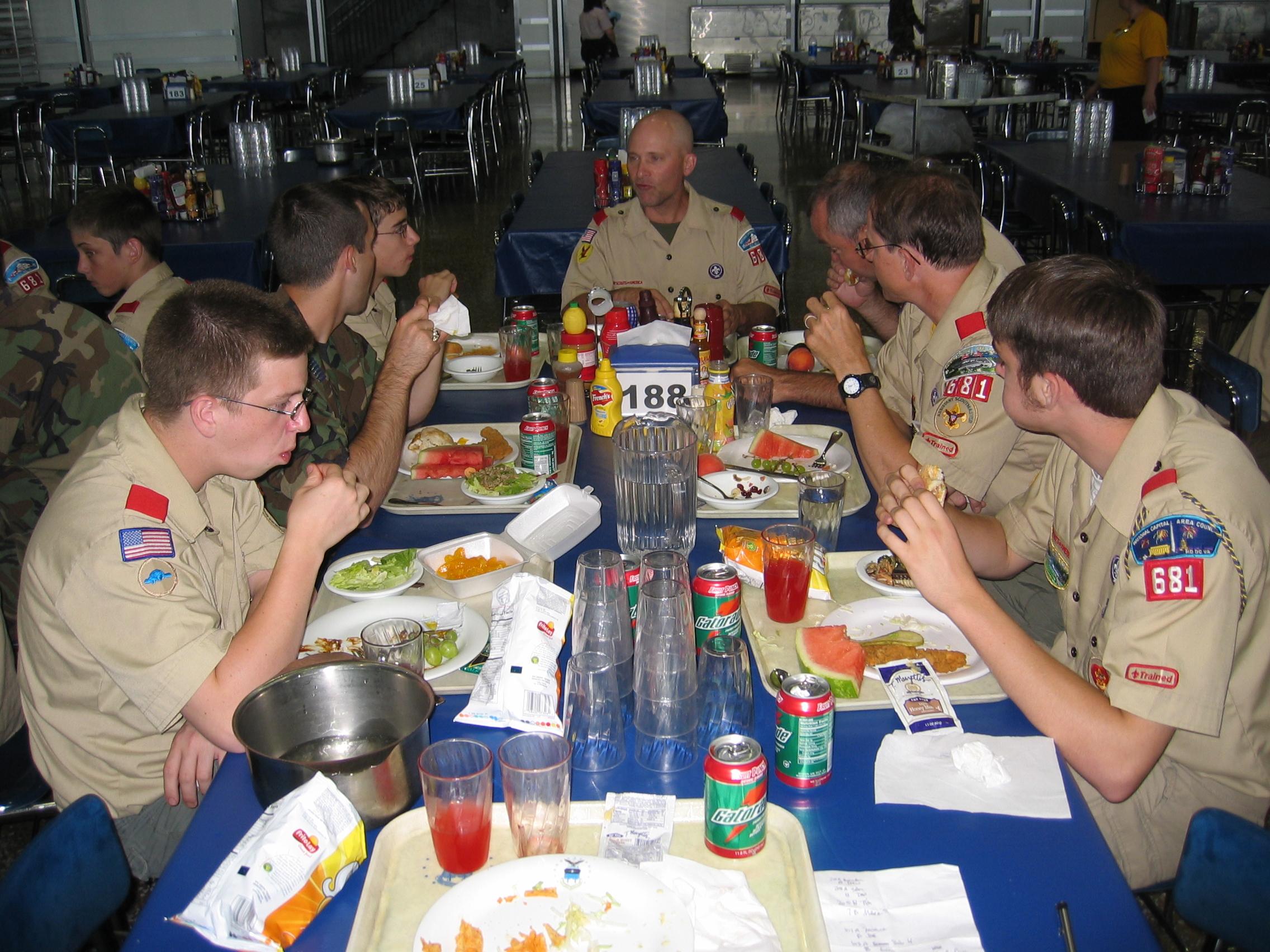 Troop 681 Merit Badges