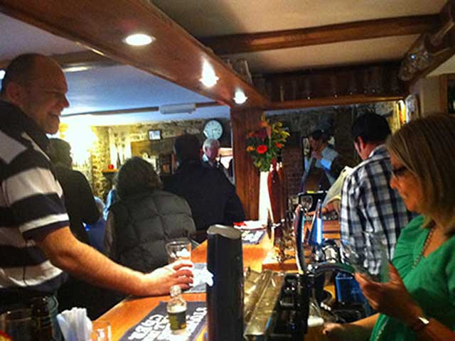 Trooper Bar