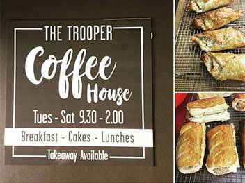 Trooper Coffee House