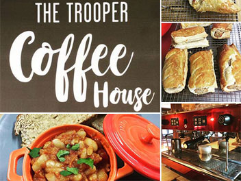 The Trooper Coffee House