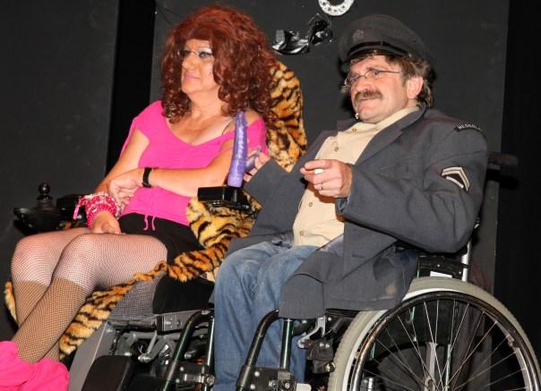 Jan die laat zien hoe bezuinigingen hebben geleid tot massale prostitutie onder gehandicapten