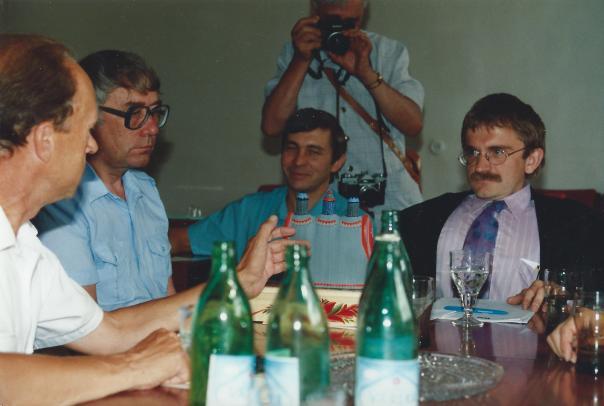 foto overleg gemeente pskov