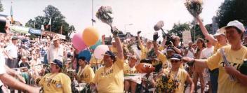 De Nijmeegse Vierdaagse, 1995