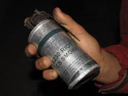 traangas granaat