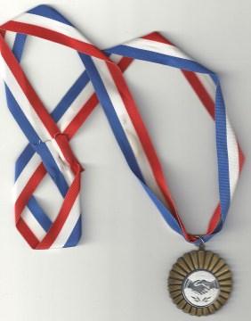 rob jordaans medaille