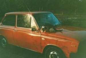 Mijn eerste auto