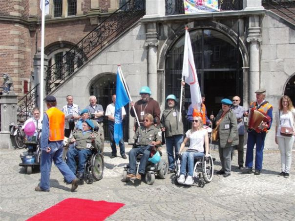 VN troep in Venlo