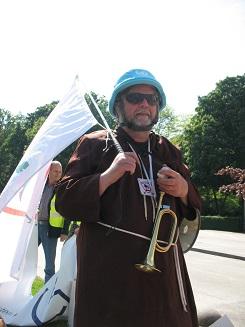 Broeder Tuck in dienst van de VN