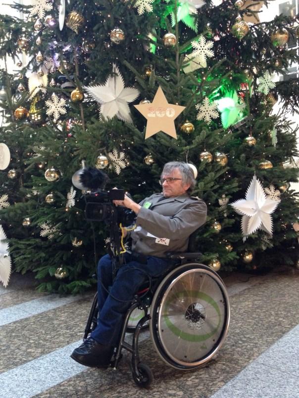 Onder de Kerstboom Tweede Kamer