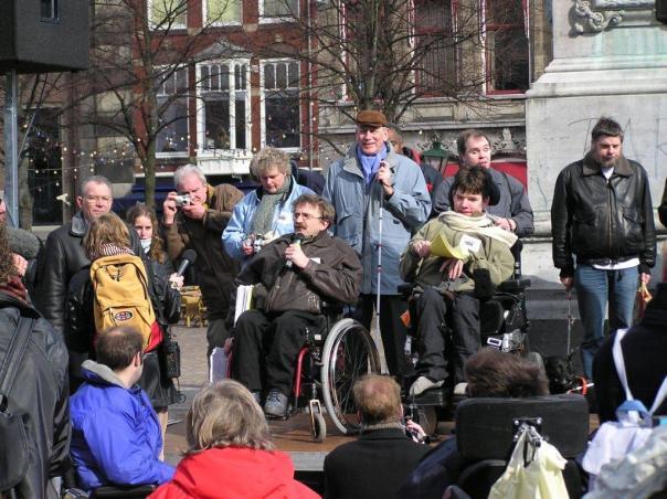 Actie voor gelijke rechten Valys