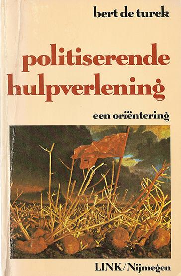 kaft boek politiserende hulpverlening