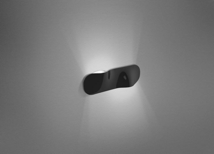 眼睛壁燈雙向發光A