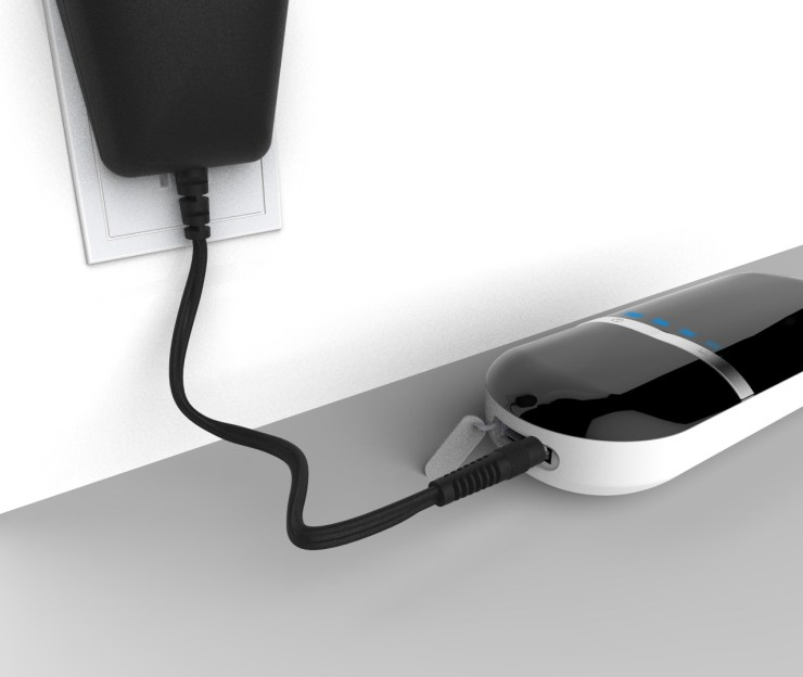 Concept4 AC charge