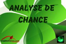ANALYSE DE CHANCE