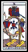 tarot la roue de la fortune
