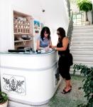Villa Italia B&B Tropea 2 reception.JPG