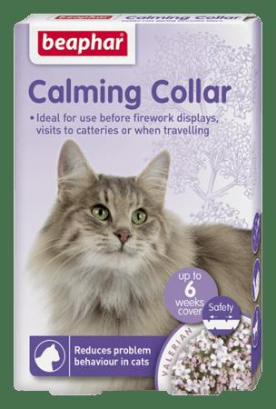 beaphar calming collar beroligende katt