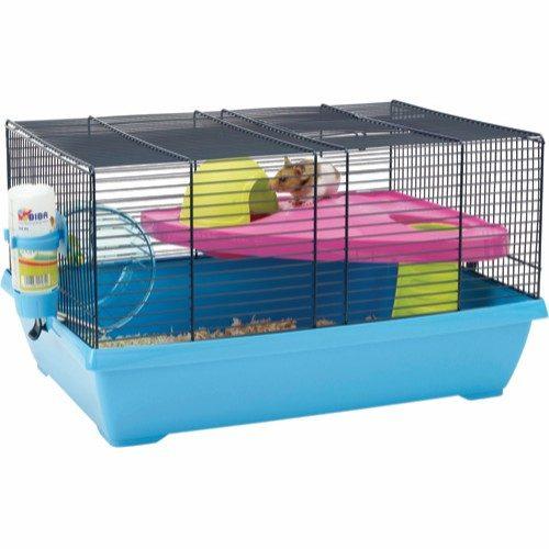 Peggy hamsterbur