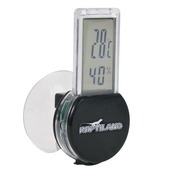 Termometer/Hygrometer digitalt