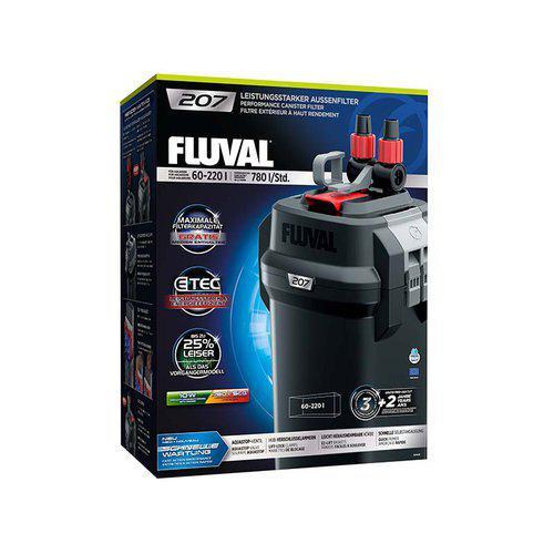 Fluval 207 Utvendig Filter