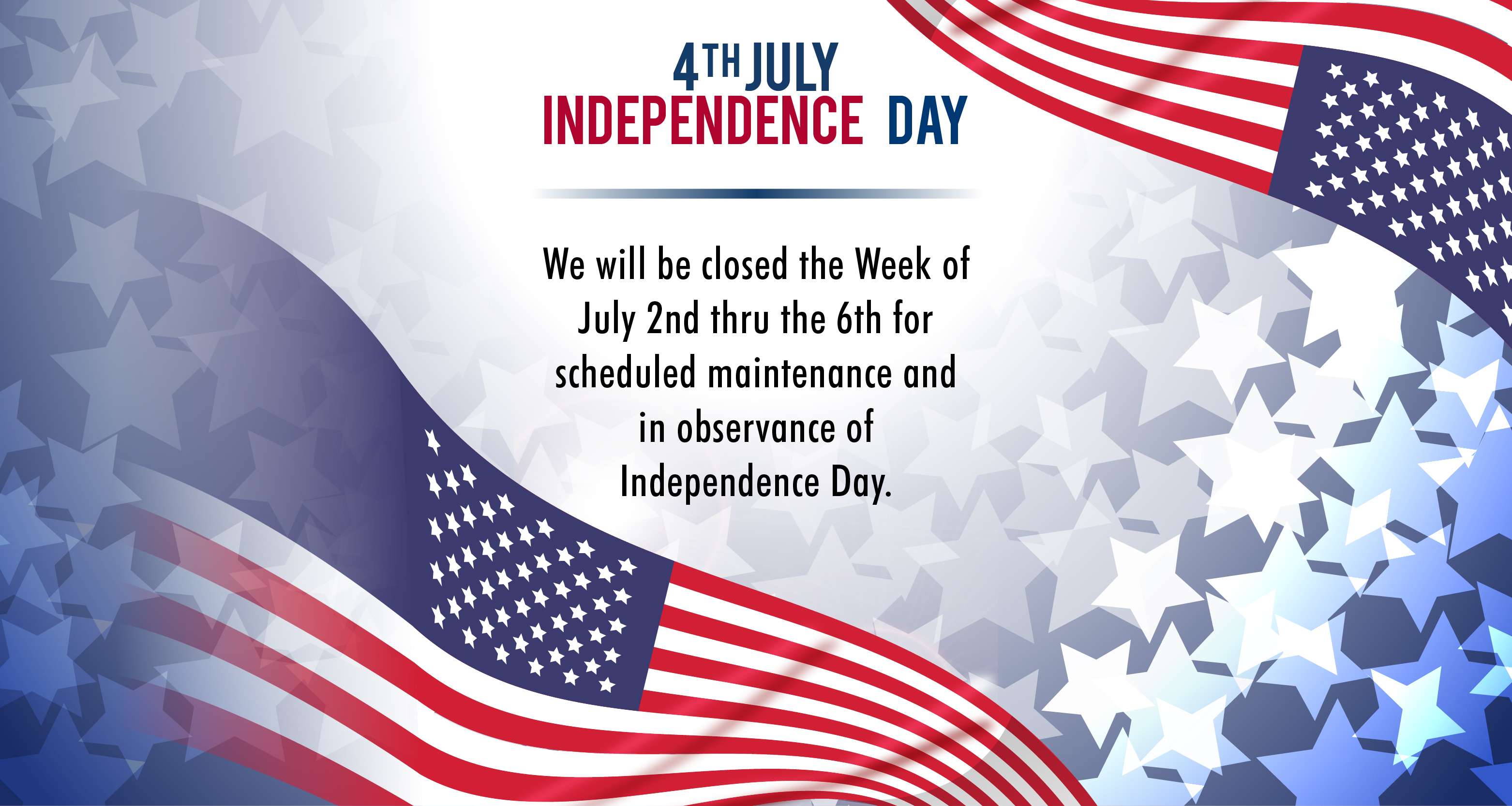 TSC – Independence Day Closing_Mobile Banner | Trophy and