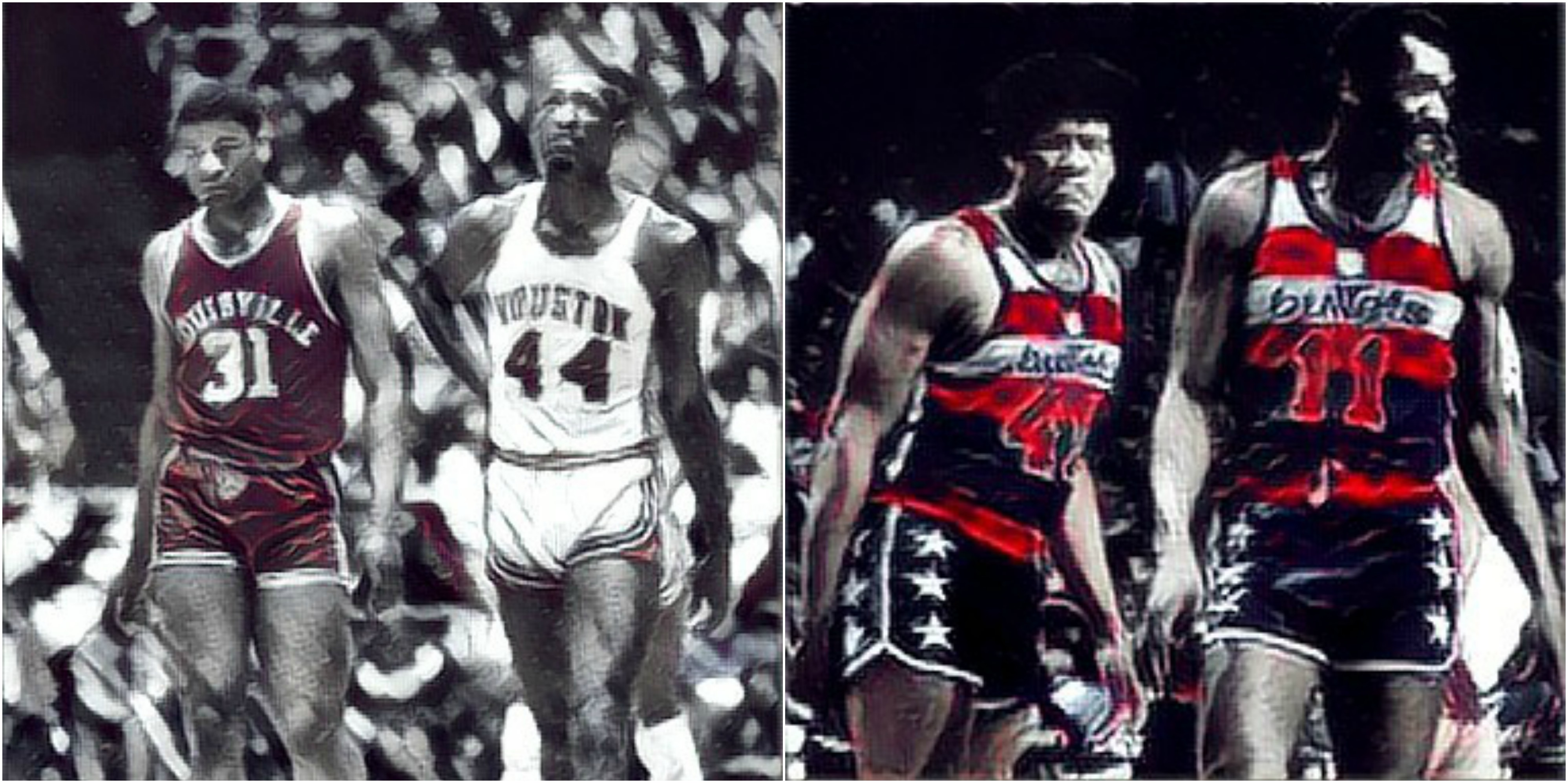 1969 – NBA Rookies Wes Unseld and Elvin Hayes Shake Up the NBA