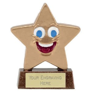 Mini Star Trophies