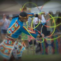 Hoop Dance/Honoring Indigenous Tradition