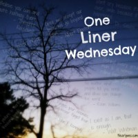 Best Friends/One Liner Wednesday