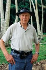 Dieter Mueller-Dombois, Past-President 1986