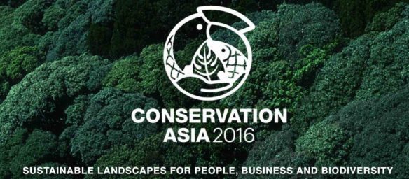 Conservation Asia 2016