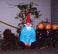 My personal Travelocity gnome
