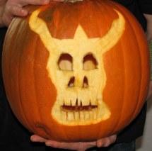 Beware the viking gourd