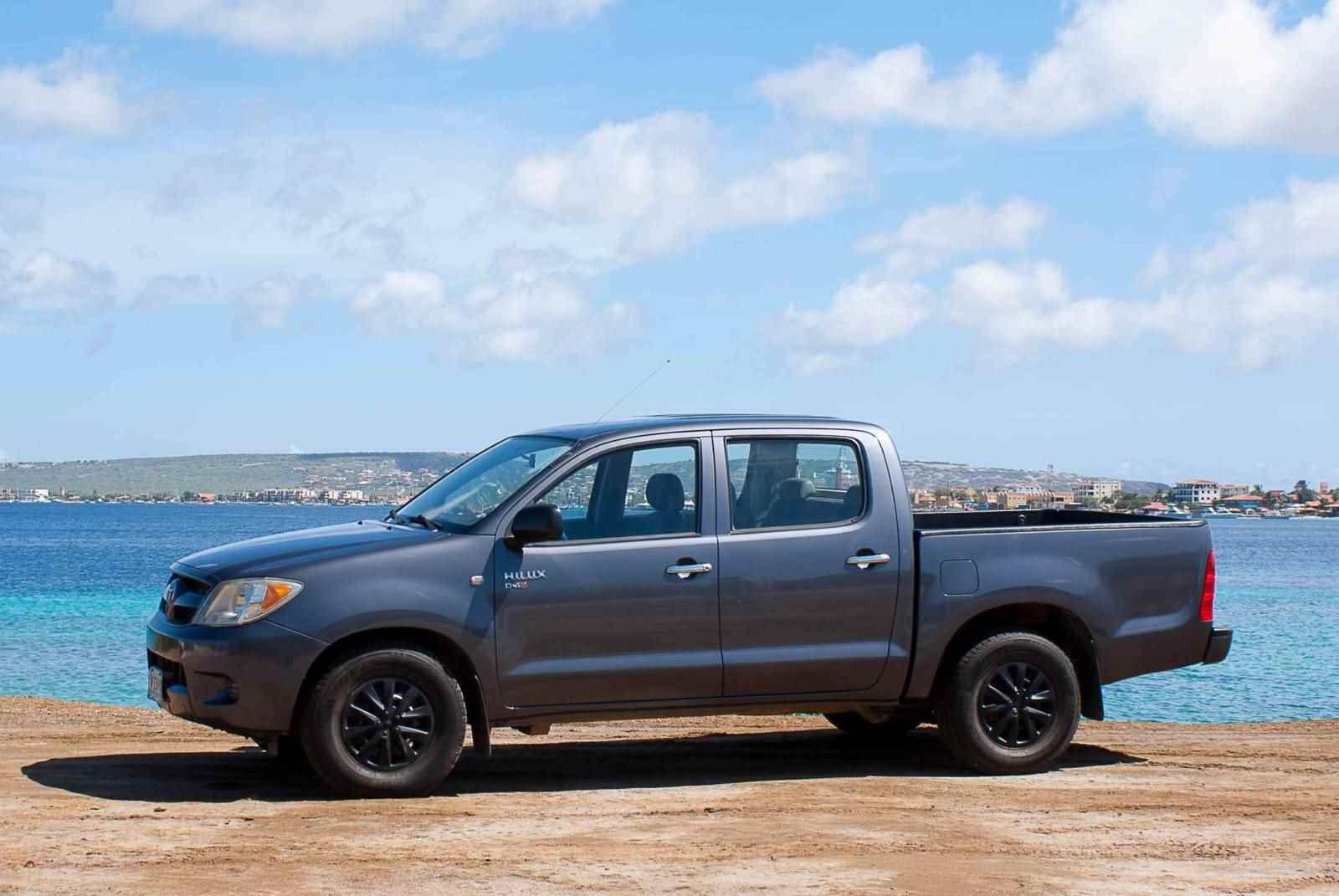 Toyota Hilux Luxury