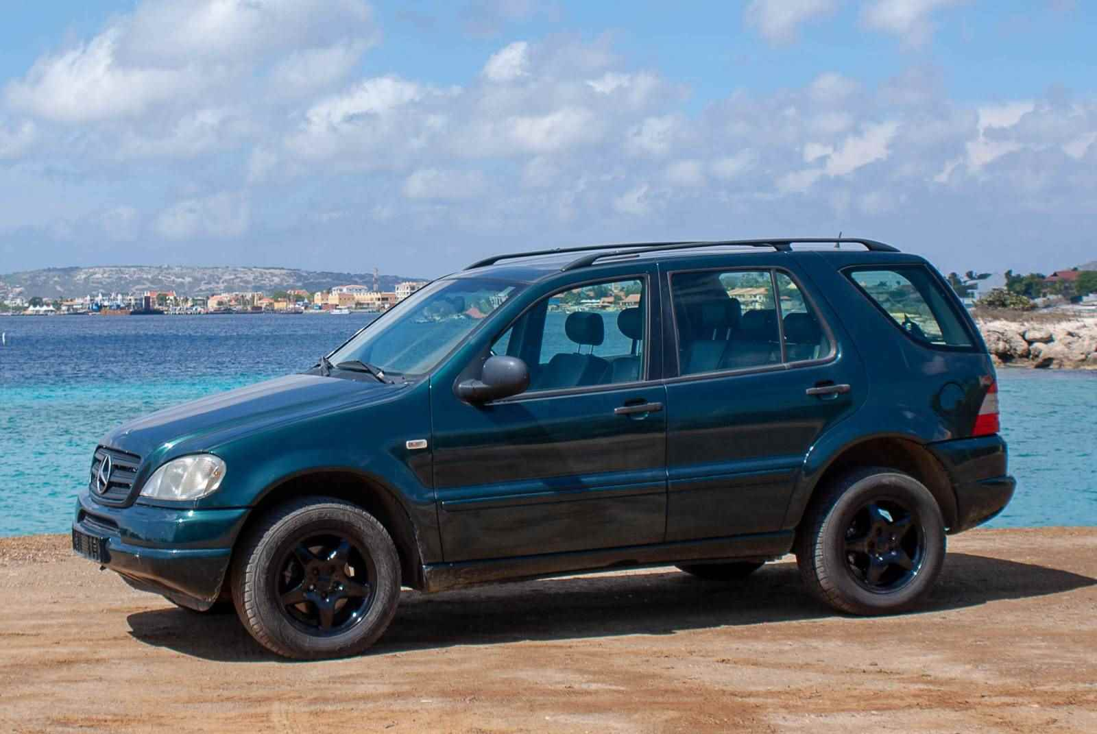 Mercedes ML V6