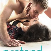 Book Review: Pretend You're Mine - A love story which includes the kitchen sink