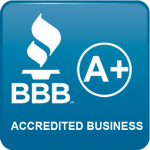Better Business Bureau A+ Accredited Business