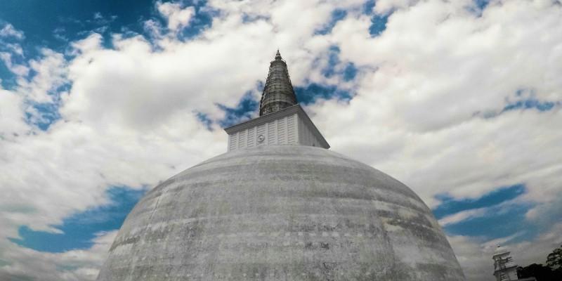 Anuradhapura with tropical warehouse
