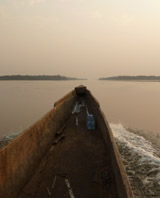 Travelling on the Ubangui