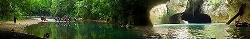 Belize Cave Tubing Tour Site