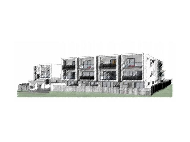 Medium Density Unit Development Town Planning