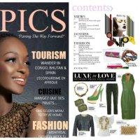 Tropics Magazine (April / Avril 2013) with Nandi Mngoma
