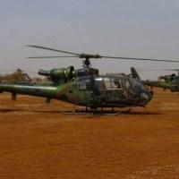 Au Mali, l'armée française se déploie au sol