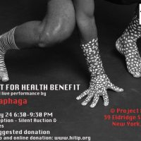 {Event} 2013 Art for Health Benefit with Issa Nyaphaga