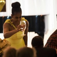 Obamas Host African Leaders at a Dinner Soiree (Photos)
