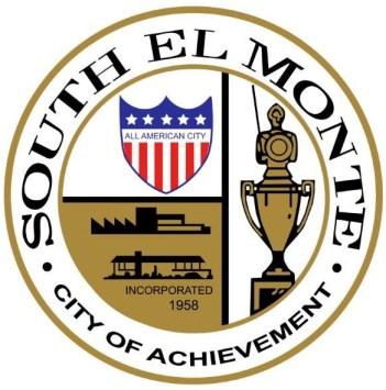 South El Monte city seal high resolution