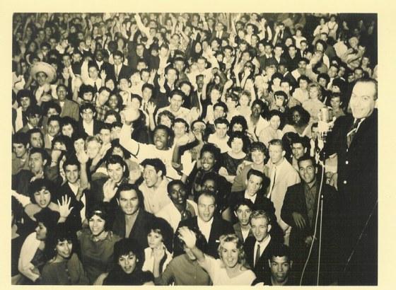 1957 DANCE El Monte Legion Stadium